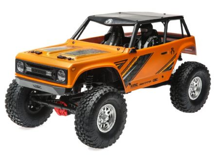Axial AXI90074T1 1/10 Wraith 1.9 4WD Brushed RTR - Orange